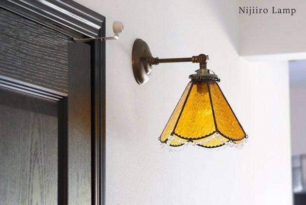ブラケットランプ Suzuran amber すずらん アンバー【画像7】