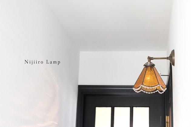 ブラケットランプ Suzuran amber すずらん アンバー【画像10】