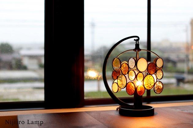 テーブルランプ Chibi amber チビ アンバー【画像2】