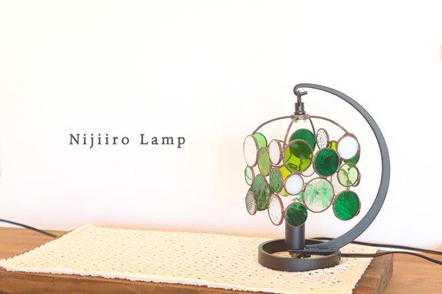 テーブルランプ Chibi green チビ グリーン【画像12】