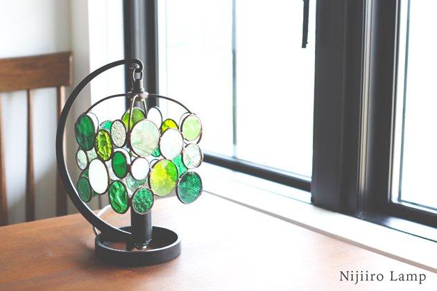 テーブルランプ Chibi green チビ グリーン【画像10】