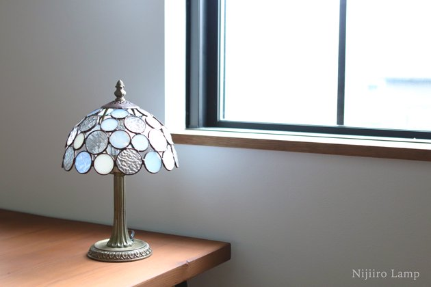 テーブルランプ Nijiiro Bowl white ニジイロボウル ホワイト【画像7】