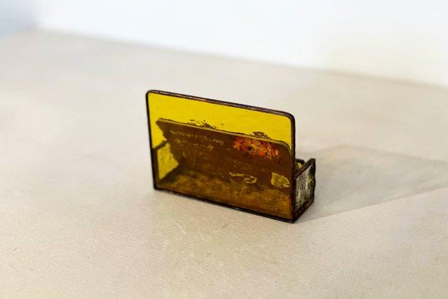 Card holder Honeybee yellow カードホルダー ミツバチ イエロー【画像11】