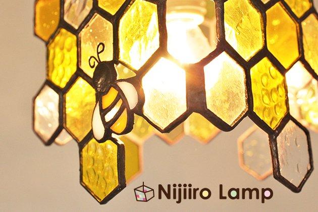 Honeybee yellow  みつばち イエロー【画像3】