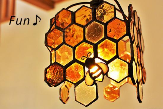 Honeybee みつばち アンバー【画像3】