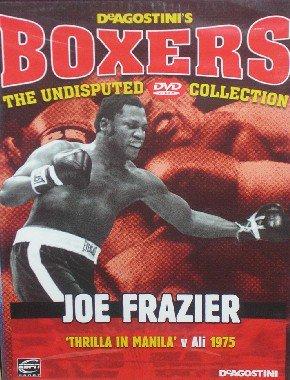 ジョー・フレージャー(vsアリ第3戦)ボクシングDVD - BoxingDVDshop AZ