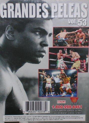 アリvsフォアマン他全5試合ボクシングDVD - BoxingDVDshop AZ