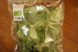 【国産】乾燥レタスの葉30g