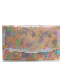 <img class='new_mark_img1' src='//img.shop-pro.jp/img/new/icons11.gif' style='border:none;display:inline;margin:0px;padding:0px;width:auto;' />【FIEBIGER】MISS NEPTUNE BEIGE MOTHER OF PEARL CLUTCH