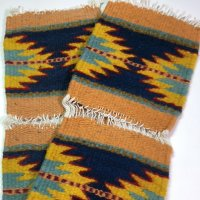 <img class='new_mark_img1' src='https://img.shop-pro.jp/img/new/icons11.gif' style='border:none;display:inline;margin:0px;padding:0px;width:auto;' />【MADE IN MEXICO】Zapotec Rug  コースター1枚