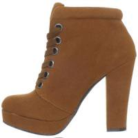C LABEL RONNIE BOOTIES TAN