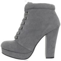 C LABEL RONNIE BOOTIES GRAY