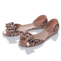 【FIEBIGER/フィビガー】CHEETAHFLY CHEETAH PRINT JELLY SHOES