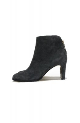 C'ast vauge short boots(dark gray)