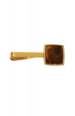 THEATRE PRODUCTS square cuffs pin(brown)