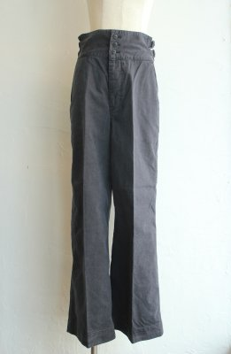 HOLIDAY military wide pants(black)
