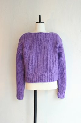 HOLIDAY hand made knit tops