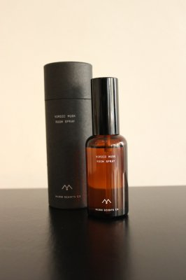 MURO SCENTS room spray(NORDIC MUSK)