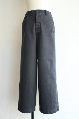 THE NERDYS classic chinos pants(navy)