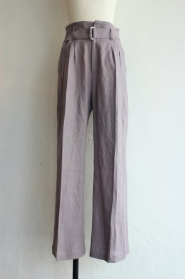KIN 2 tac wide pants(violet)