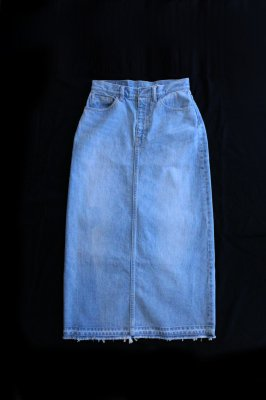 EFILEVOL Denim Skirt