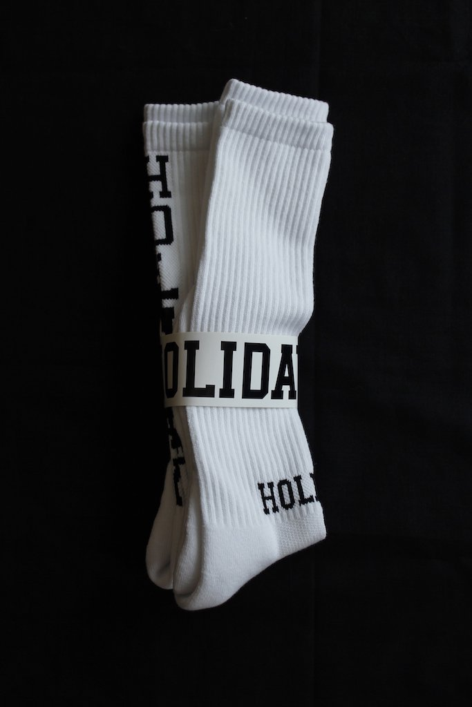 HOLIDAY 2pack high socks