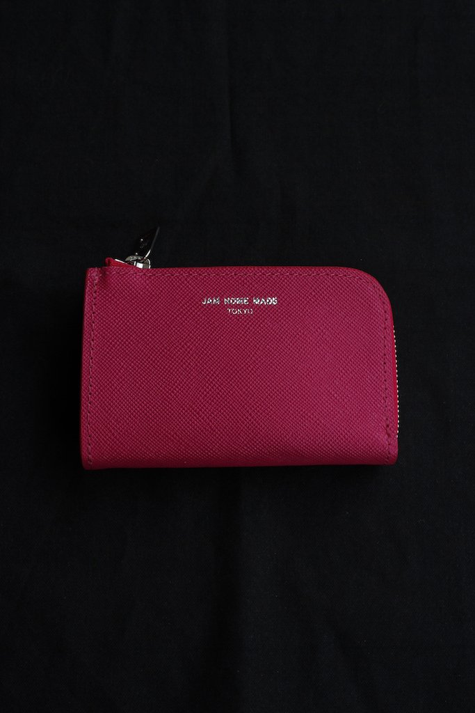 HOLIDAY×JAM HOME MADE SO MODEL wallet(pink)