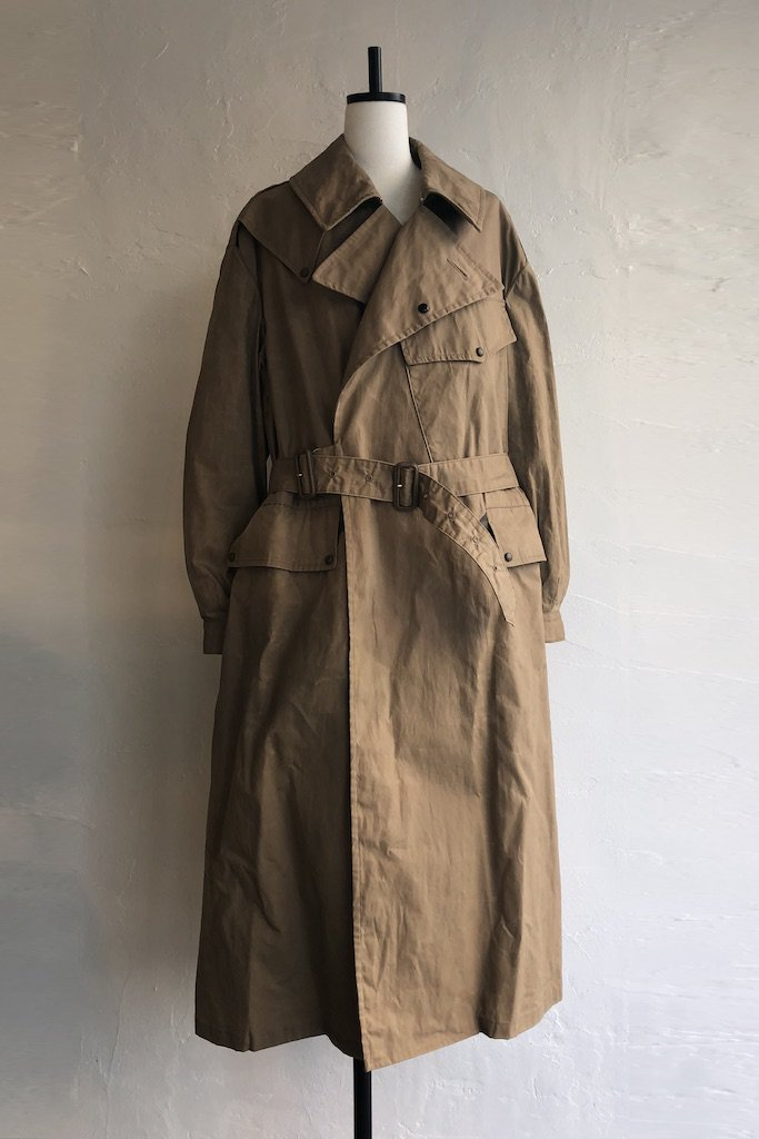 THEATRE PRODUCTS paraffin weather coat
