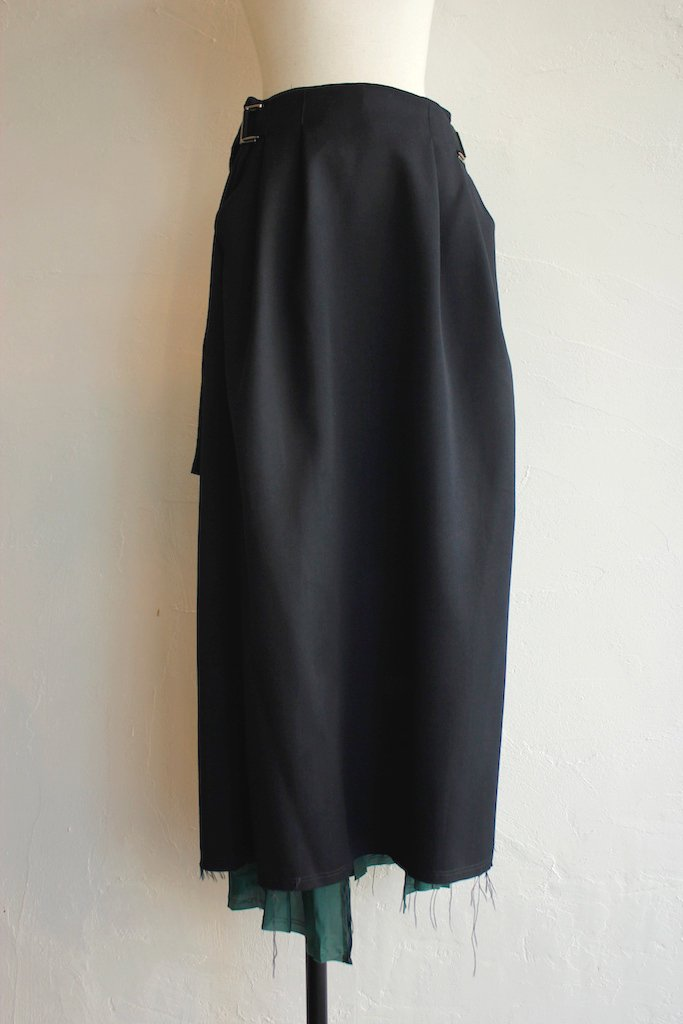 CONICAL marine long skirt