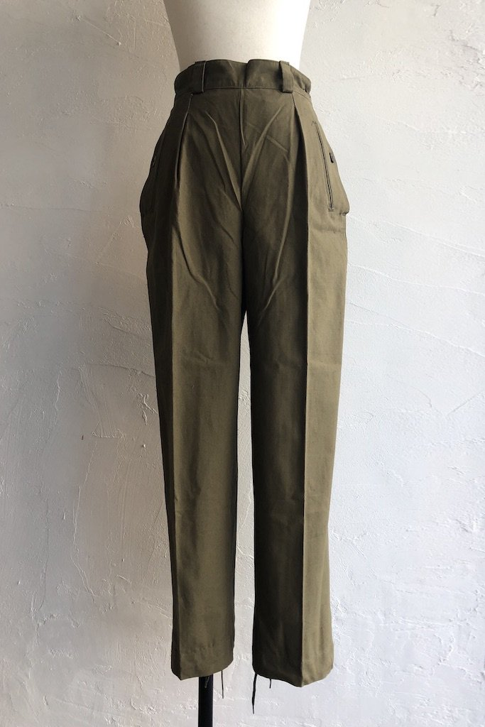 SUNNY VINTAGE 50s French military pants