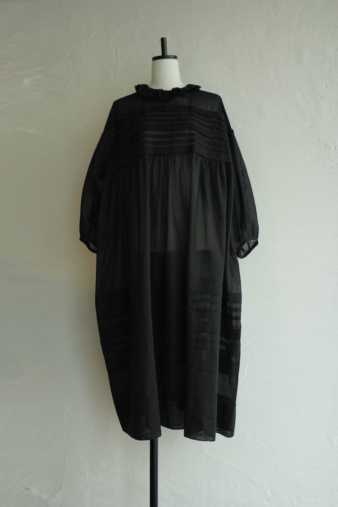 KIN tac tac dress(noir)