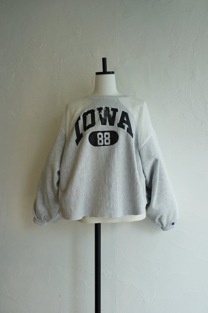 Kidole. Organdy sleeve sweat
