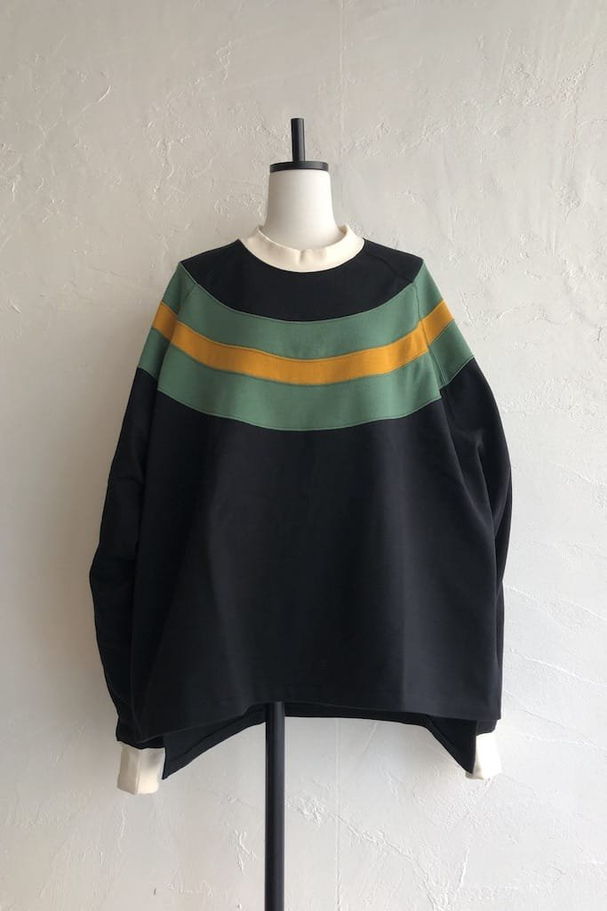EFILEVOL rugby long sleeve(black)