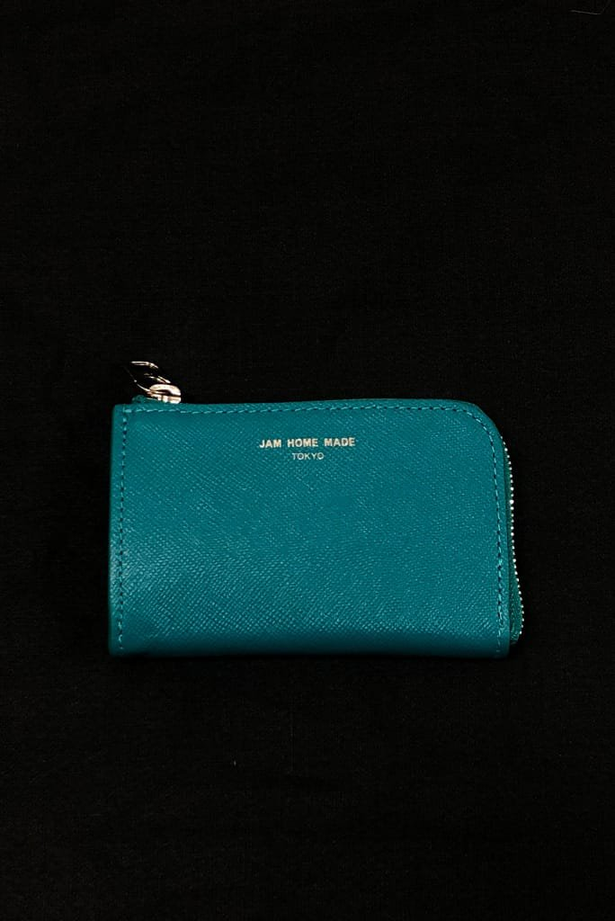 HOLIDAY×JAM HOME MADE SO MODEL wallet(green)