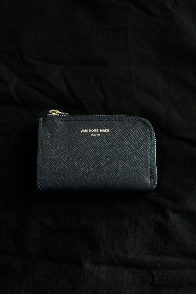 HOLIDAY×JAM HOME MADE SO MODEL wallet(navy)