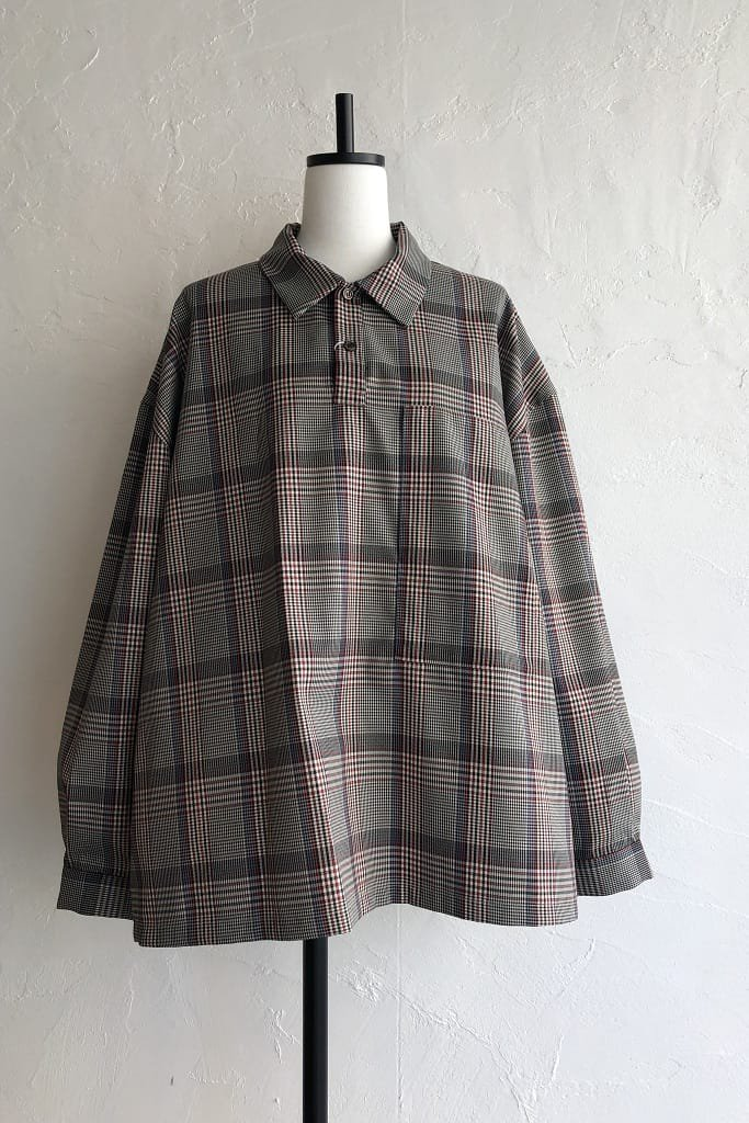 EFILEVOL big pocket shirt