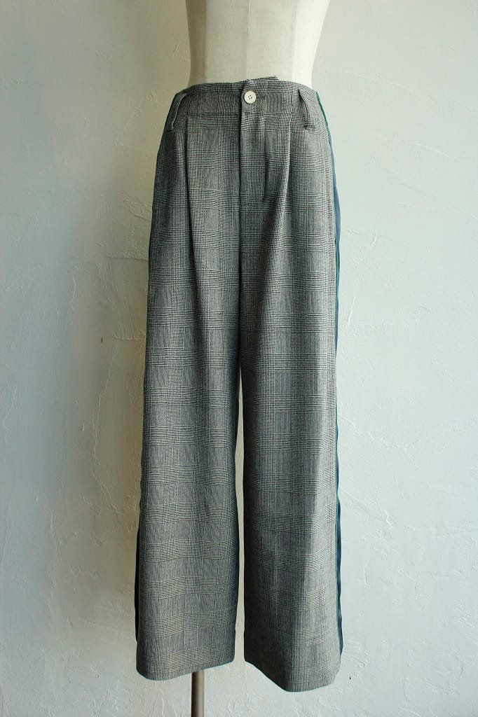 CONICAL line wide pants