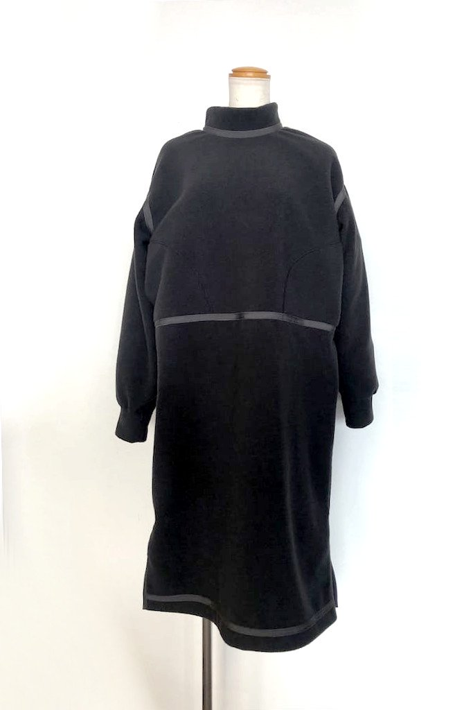 EFILEVOL fleece dress