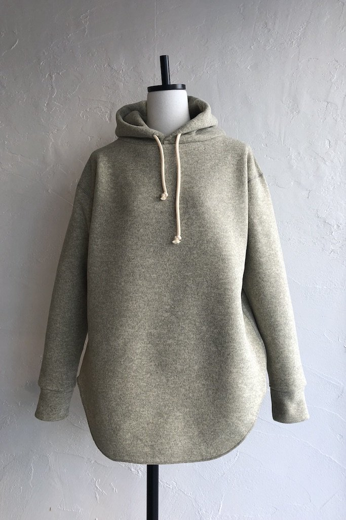 HOLIDAY THERMAL PRO fleece hoodie(gray)