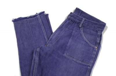 SUNNY VINTAGE 60s French denim pants