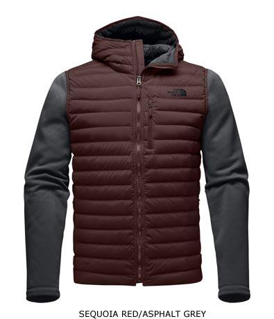 The North Face Men's Trevail Stretch Hybrid Jacket (メンズ トレベイル ストレッチ ハイブリッド ジャケッ…