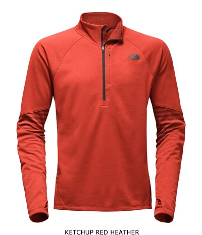 The North Face Men's Isotherm 1/2 Zip (メンズ アイソサーム 1/2 ジップ)