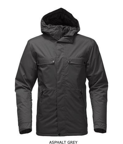 The North Face Men's Insulated Jenison Jacket (メンズ インサレーテッド ジェニソン ジャケット)