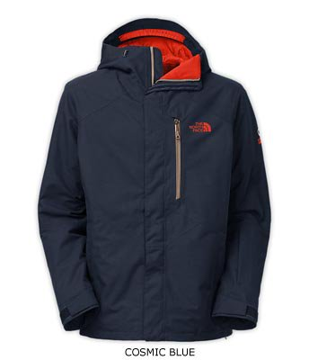 The North Face Men's NFZ Insulated Jacket (NFZ インサレーテッド ジャケット)