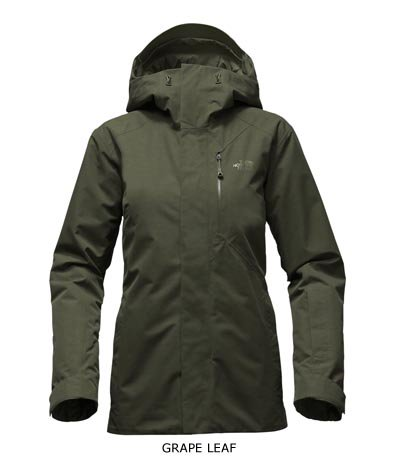 The North Face Women's NFZ Insulated Jacket (NFZ インサレーテッド ジャケット)