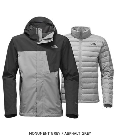 The North Face Men's Mountain Light Triclimate Jacket (マウンテン ライト トライクライメイト)