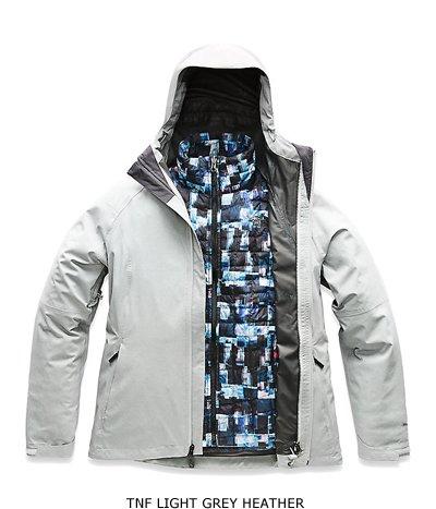 The North Face Women's Thermoball Triclimate Jacket (サーモボール トライクライメイト ジャケット)