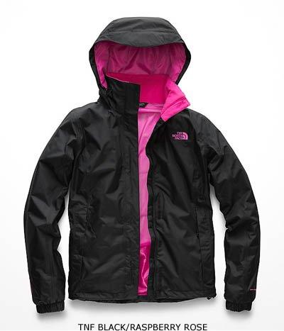 The North Face Women's Pink Ribbon Resolve Jacket (ウイメンズ ピンク リボン リゾルブ ジャケット)