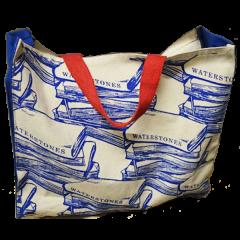 ネコポスOK【WATER STONES】ウォーターストーンブルークロスバッグ