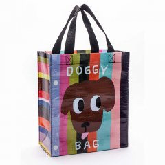 【Blue Q(ブルーキュー)】ランチトートバッグ「Doggy」<img class='new_mark_img2' src='https://img.shop-pro.jp/img/new/icons1.gif' style='border:none;display:inline;margin:0px;padding:0px;width:auto;' />